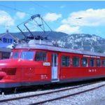 Historische Zugfahrt Jura