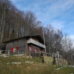 Berghütte Jura