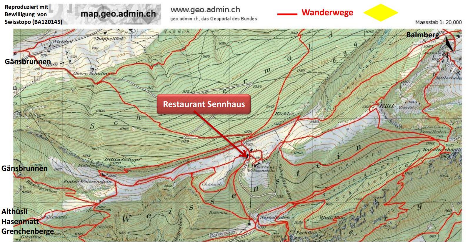als PDF auf der Webseite des Sennhauses Weissenstein